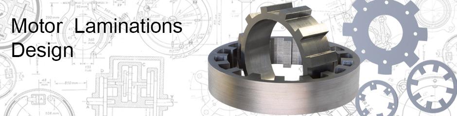 motor laminations design
